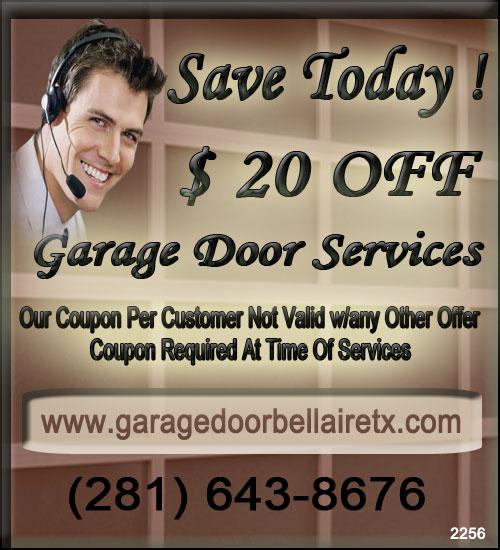 Garage Door Replacement Bellaire Texas Fix Garage Doors